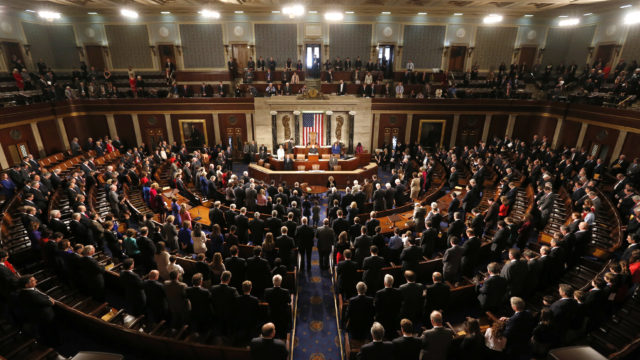 The US House of Representatives. Photo: File
