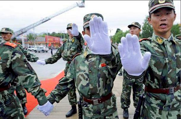 Tibet is still under totalitarian China's illegal and military occupation. Photo: file